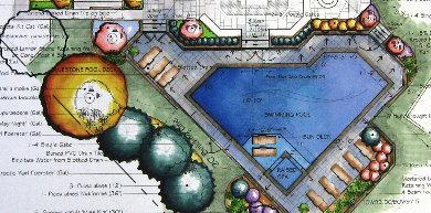 landscape design construction